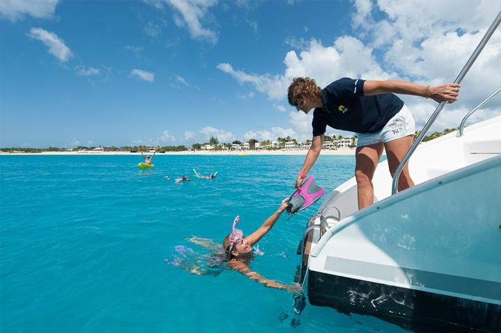 PYC SXM - Nirvana - Snorkeling
