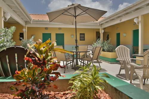 Accommodation Sint Maarten