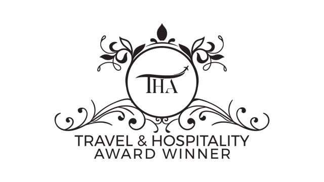 Travel & Hospitality award winner logo