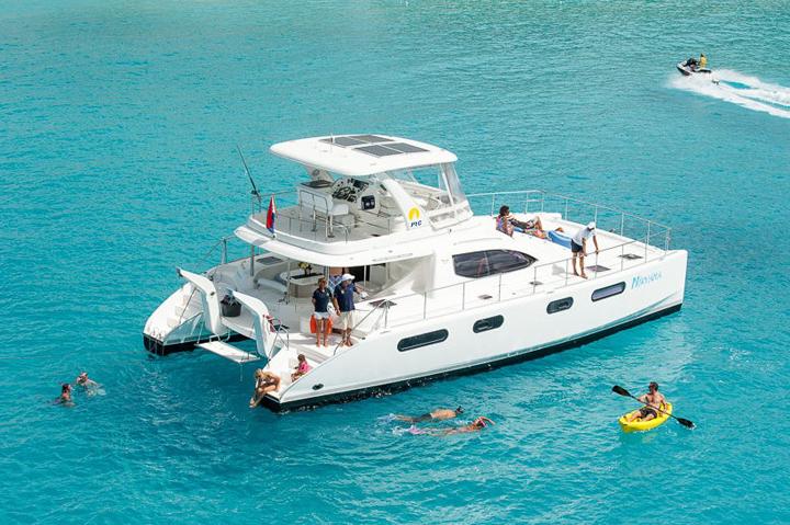 PYC Catamarans SXM Nirvana