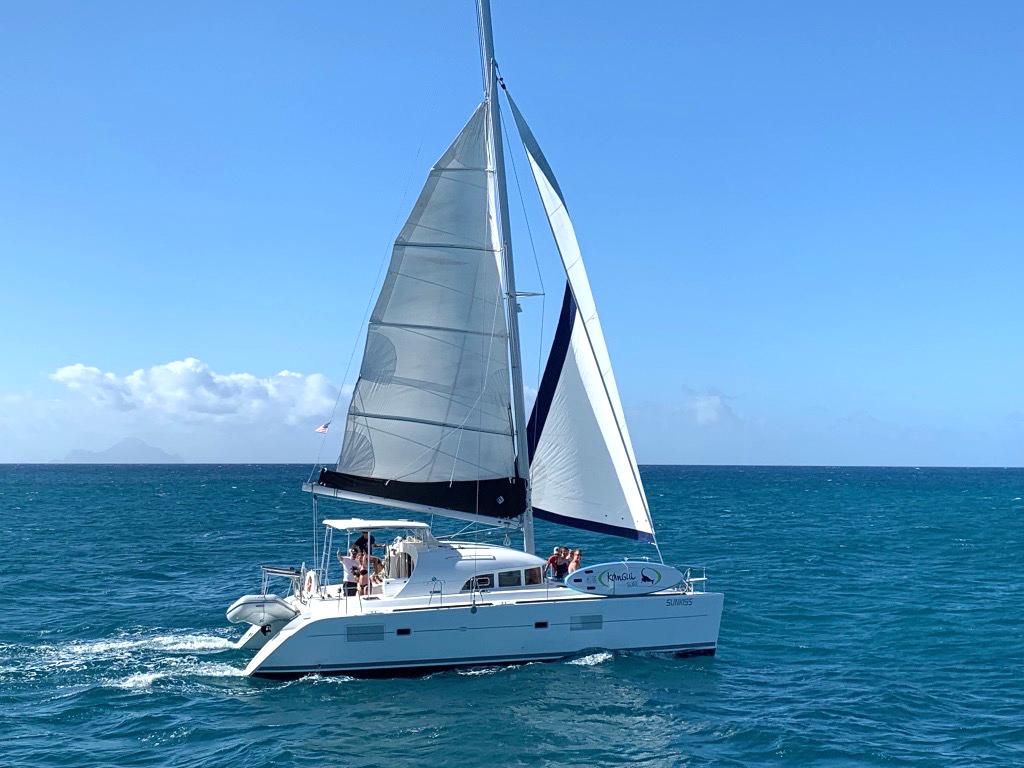 Sunkiss 38ft Sail Catamaran